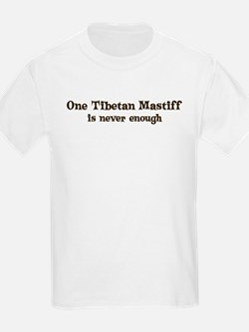 One Tibetan Mastiff Kids T-Shirt