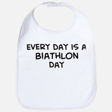 Biathlon day Bib