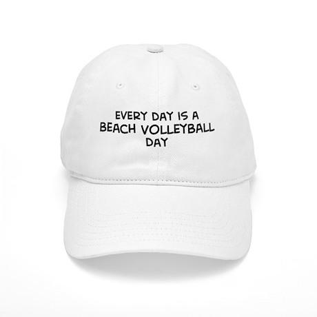 Beach Volleyball day Cap