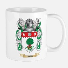 Kidd Coat of Arms (Family Crest) Mug