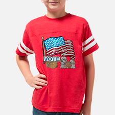 shihtzuvote Youth Football Shirt