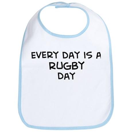 Rugby day Bib