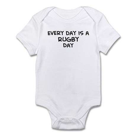 Rugby day Infant Bodysuit