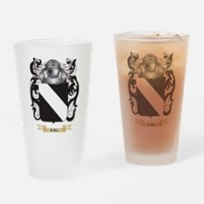Kiel Coat of Arms (Family Crest) Drinking Glass