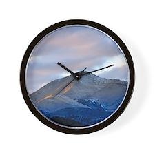 Wall Clock - Irr. Sierra Blanca