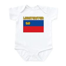 Liechtenstein Infant Bodysuit