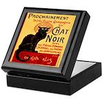 Le Chat Noir 3 Keepsake Box