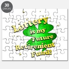 Lottery Retirement Fund Puzzle