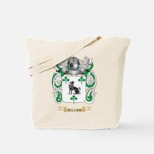 Killen Coat of Arms (Family Crest) Tote Bag