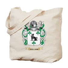 Killian Coat of Arms (Family Crest) Tote Bag