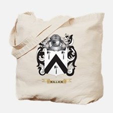 Killick Coat of Arms (Family Crest) Tote Bag