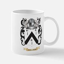 Killick Coat of Arms (Family Crest) Mug