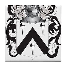 Killick Coat of Arms (Family Crest) Tile Coaster