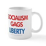 Socialism GAGS Liberty design Mug