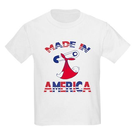 Made n America Kids T-Shirt
