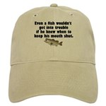 Dumb Fish Cap