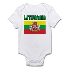 Lithuania Onesie