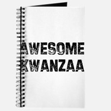 Awesome Kwanzaa Journal