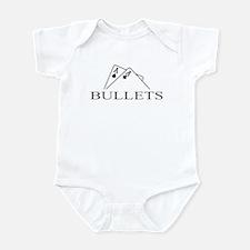 Bullets Infant Bodysuit