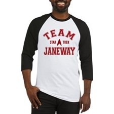 star-trek_team-janeway Baseball Jersey