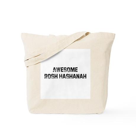 Awesome Rosh Hashanah Tote Bag