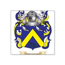 Kingsbury Coat of Arms (Family Crest) Sticker