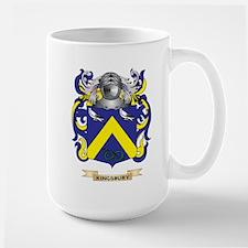 Kingsbury Coat of Arms (Family Crest) Mug