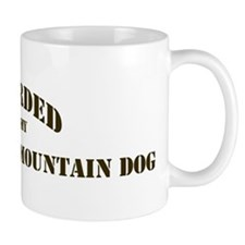 Entlebucher Mountain Dog: Gua Small Mug