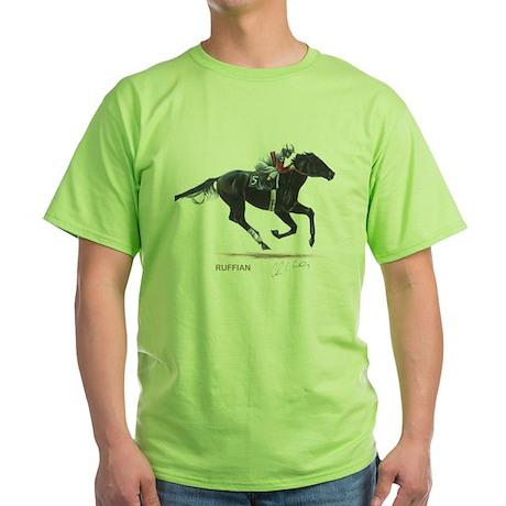 Ruffian - Ash Grey T-Shirt