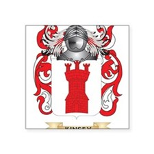 Kinsey Coat of Arms (Family Crest) Sticker