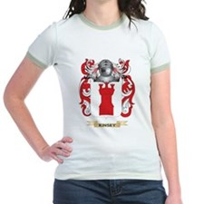 Kinsey Coat of Arms (Family Crest) T-Shirt