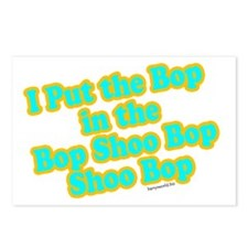 I Put the Bop Postcards (Package of 8)