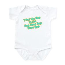 I Put the Bop Infant Bodysuit