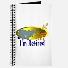 Retiree Fun. Journal