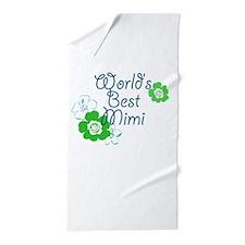 Worlds Best Mimi Beach Towel