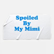 Spoiled By My Mimi Beach Towel