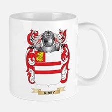 Kirby Coat of Arms (Family Crest) Mug