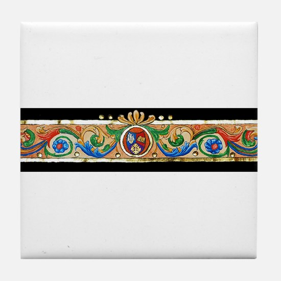 Crest scroll for the Order of St. Anthony the Grea