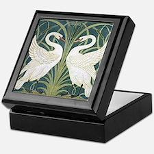 Swan & Rush Keepsake Box
