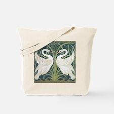 Swan & Rush Tote Bag