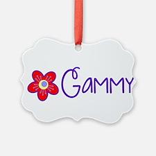 My Fun Gammy Ornament