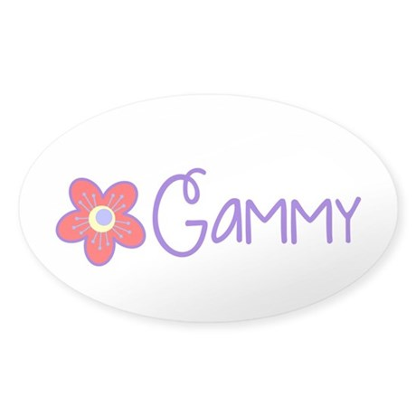 My Fun Gammy Sticker