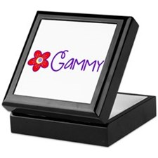 My Fun Gammy Keepsake Box