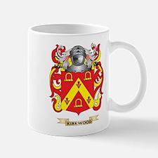 Kirkwood Coat of Arms (Family Crest) Mug