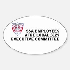AFGEShield3129ExecCommitteeBriefcas Decal