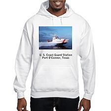 CoastGuardPatchCGSTAPortOConner. Hoodie