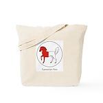 Equestrian Tote Bag