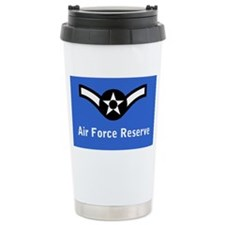 USAFAFRAirmanSticker.gif Travel Mug