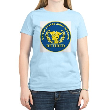 ArmyReserveRetired2.gif Women's Light T-Shirt