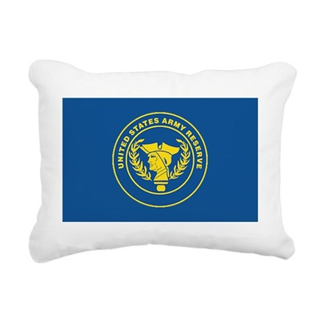 ArmyReserveSticker.gif Rectangular Canvas Pillow